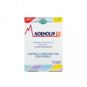 کپسول نورمولیپ 5 اسی