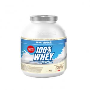 پروتئین وی 100 درصد بادی اتک Body Attack %100 Whey Protein