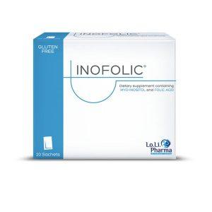 پودر خوراکی اینوفولیک (INOFOLIC)