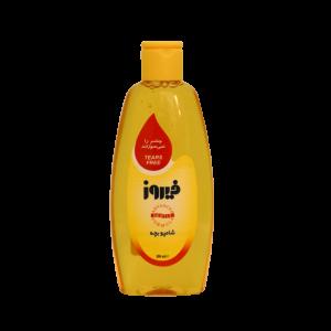 شامپو بچه فیروز مناسب انواع مو