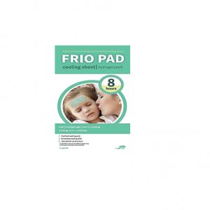 پد پایین آورنده تب کودکان (FRIO PAD)