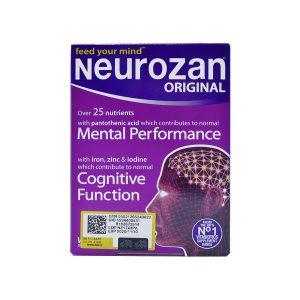 قرص نروزان (Neurozan) اورجینال ویتابیوتیکس