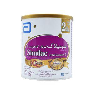شیر خشک سیمیلاک توتال کامفورت 2 ابوت