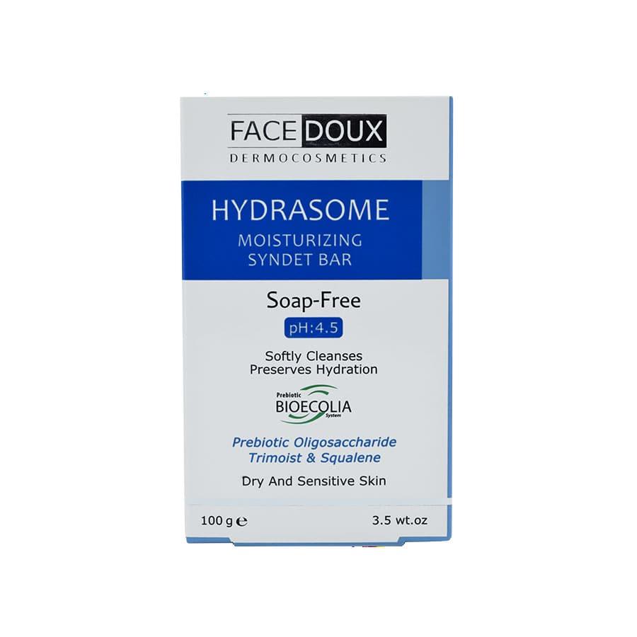 پن شوینده مرطوبکننده هیدرازوم فیس دوکس برای پوست خشک و حساس 100گرم