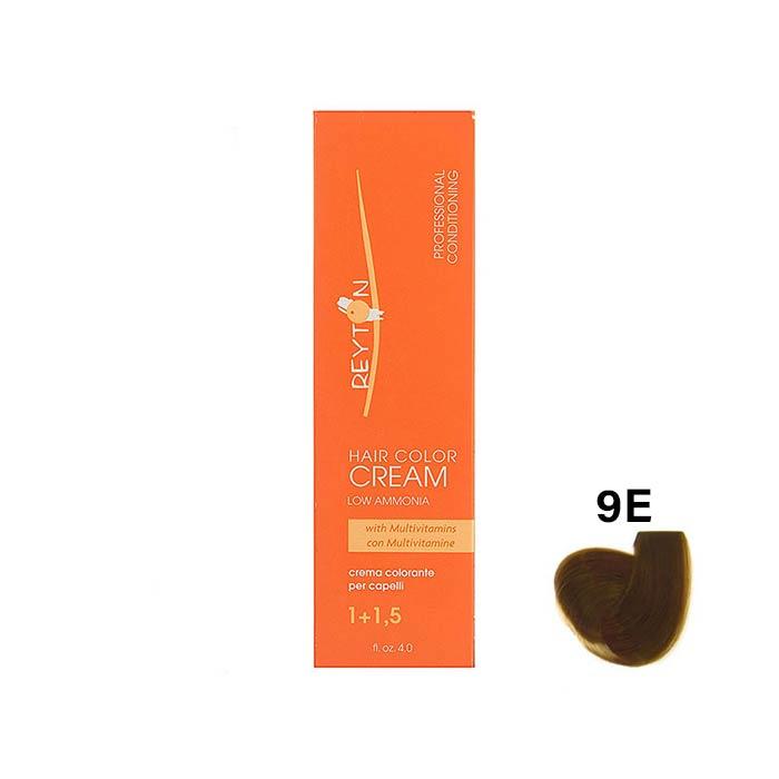 رنگ موی ریتون بلوند شکلاتی بسیار روشن شماره 9E