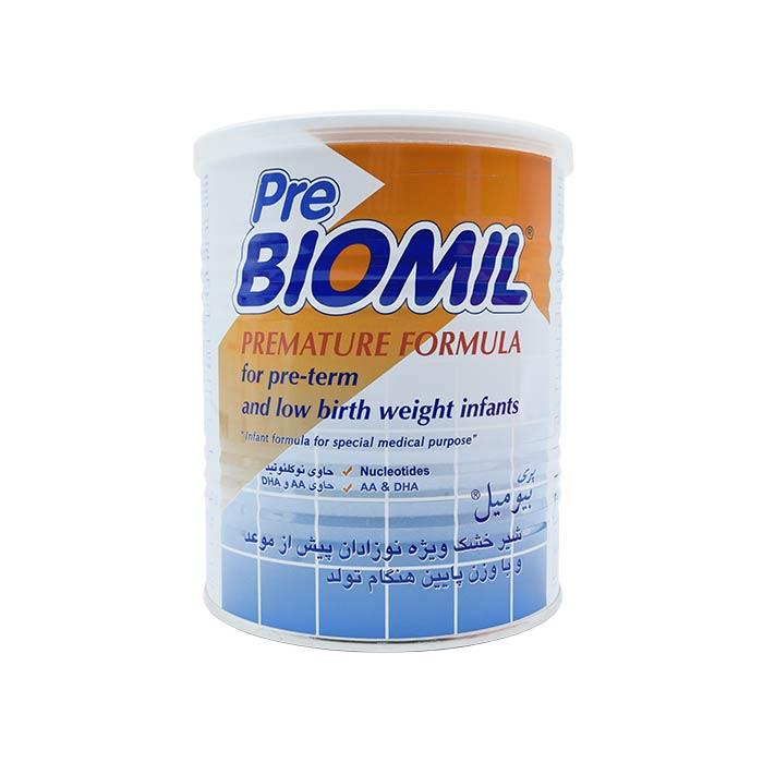 شیر خشک پری بیومیل فاسکا 400 گرم