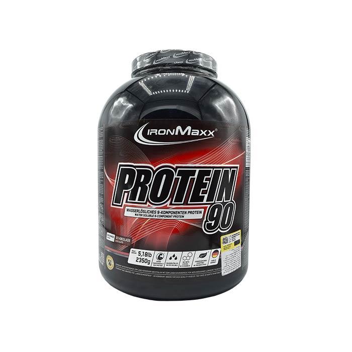 پودر پروتئین ۹۰ آیرون مکس 2350 گرم