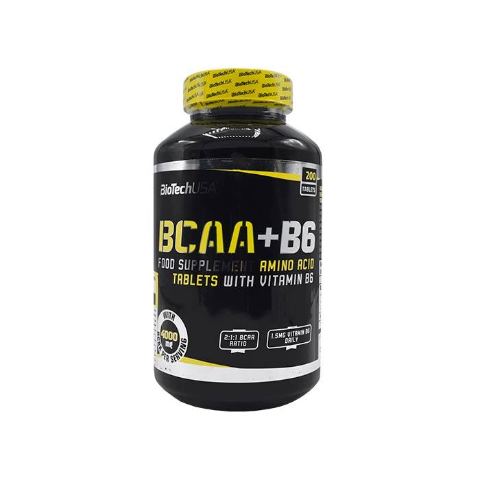 قرص بی سی ای ای و ویتامین ب6 بایوتک آمریکا 200 عددی