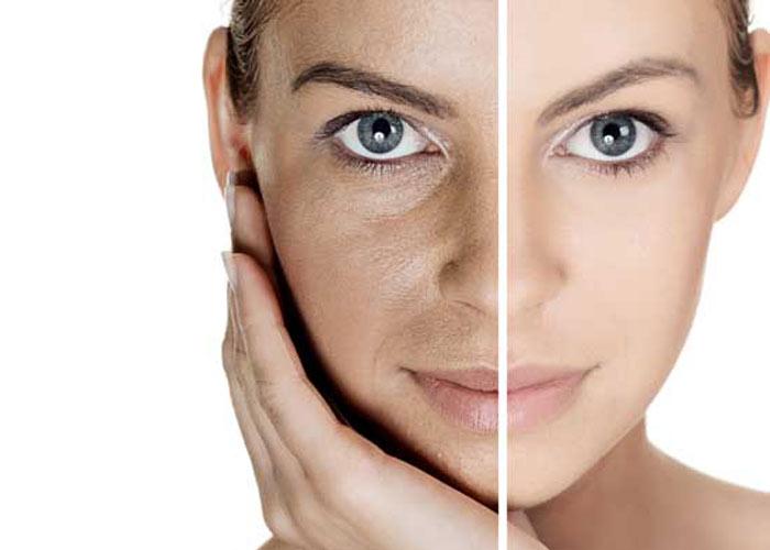 تأثیر نور آبی بر سلامت پوست