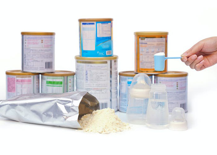 نحوه خرید شیرخشک مناسب برای کودک