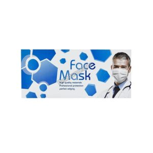 ماسک صورت سه لایه 50 عددی
