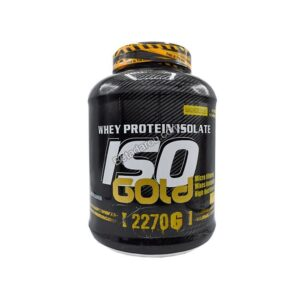 پودر پروتئین ایزو گلد وی ژن استار ۹۱۰ و ۲۲۷۰ گرم