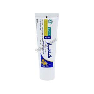 پماد درمان زخم دیابتی شنجار سینامه 50 گرم
