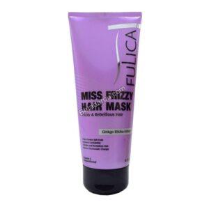 ماسک مو مخصوص موهای شکننده و وزدار فولیکا 200 میلی لیتر