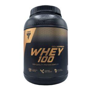 پودر پروتئین وی 100 گلد کر لاین ترک نوتریشن 2275 گرم
