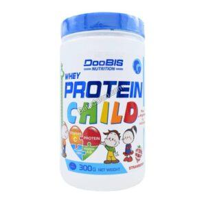 پودر پروتئین وی کودکان دوبیس 300 گرم