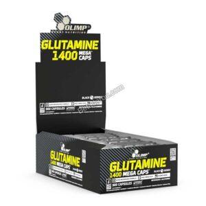 کپسول گلوتامین 1400 مگا کپس الیمپ 900 عددی